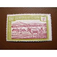 Камерун 1925 Франция