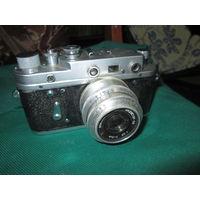 Фотоаппарат Зоркий2С 1958 г.СССР.