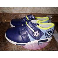 Новые ботинки для мальчика, размер 29