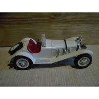 Винтаж.Mercedes Benz SSK 1928. Gama .1/45.
