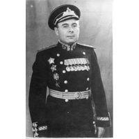Атестация на зам командира пл.Б-37(1962г.погибла) подпись двух адмиралов СССР