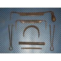 Старинный плотницкий инструмент.