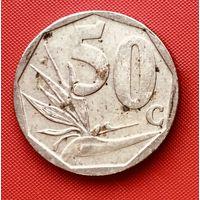 18-22 ЮАР, 50 центов 2008 г.