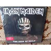 IRON MAIDEN. The book of souls. 3LP.