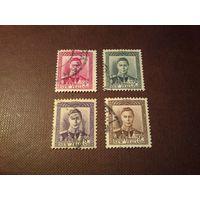 Новая Зеландия 1947 г.Король Георг -VI.