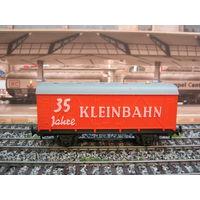 Грузовой вагон Kleinbahn (7). Масштаб HO-1:87.
