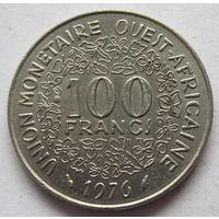 Западная Африка (BCEAO) 100 франков 1976