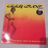 EDDY GRANT - 1979 - WALKING ON SUNSHINE, (UK), LP