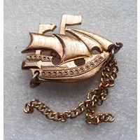 Значок Корабль #0421-UP5