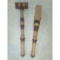 Молоток и лопатка