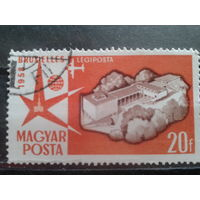 Венгрия 1958 выставка в Брюсселе