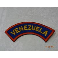 Нашивка ВС Венесуэлы