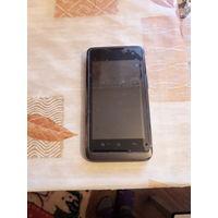 Продам телефон Senseit R413 на запчасти/пользование