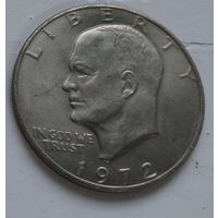 США 1 доллар, 1972 1-6-11