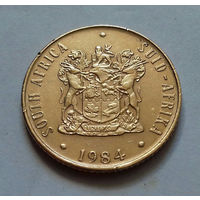 2 цента, ЮАР 1984 г.