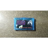 Картридж GameBoy Advance Medal of Honor Underground на русском