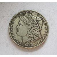 США 1 доллар 1892 - КОПИЯ