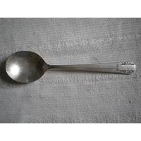 Ложка суповая США 1933 г серебрение