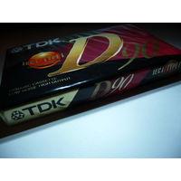 Аудиокассета TDK новая