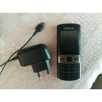 Телефон Samsung GT-C3011, не заряжается, с зарядным. Возможна покупка отдельно