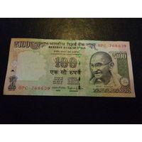 100 рупий Индия 0PC  768639