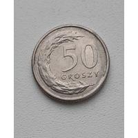 Польша 50 грош 2013