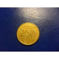 Ливан 250 ливров 1996 г.