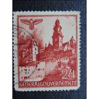 Германия.Рейх. 1940г. Архитектура.