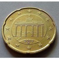 20 евроцентов, Германия 2003 G