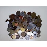 120 монет мира.Более 25 стран.С 1 рубля.Смотрите другие лоты