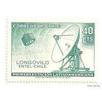 Спутник. Космос. Чили 1970