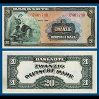[КОПИЯ] Германия 20 марок 1948г. (2)