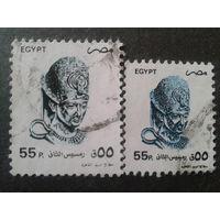 Египет 1994 фараон Рамсес 2