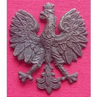 Кокарда с орлом. Полиция. Польша. 1927-1939 гг