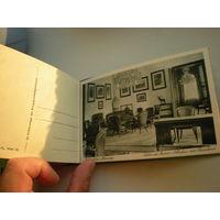 Старинный блок открыток, Германия, начало 20-го века, Кайзер, апартаменты, редкий! 4 открытки