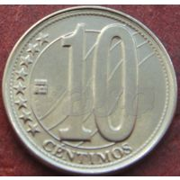 429**  10 сентимо 2009 Венесуэла
