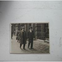 Фото старинное джентельмены США 1930 год