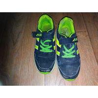 Кроссовки для мальчика 34 р-р