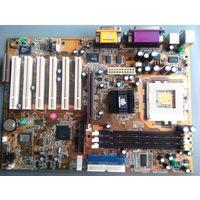 Socket 370 /// CHAINTECH 6OJA3T-C100C ver.1.0
