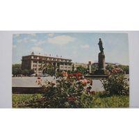 Памятник Ленину 1968г Днепропетровск