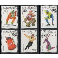 Танзания 1994. Спорт