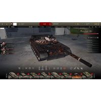 Хороший аккаунт Armored Warfare
