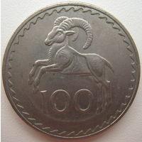 Кипр 100 милс 1980 г. (g)