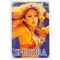 Календарик Шакира 2004