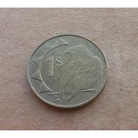Намибия, 1 доллар 2006 г.