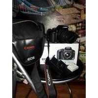 Зеркальная камера Canon EOS Kiss x4 (550D) 18-55mm