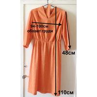 Платье нарядное блестящее с люриксом, р.50-52