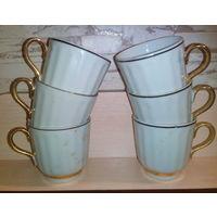 Чашки кофейные. Барановка 1973-1983 гг.
