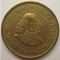 ЮАР 1/2 цента 1962 г.