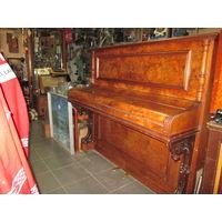 Антикварное пианино фортепиано ROSENKRANZ Германия кон.19 века.
